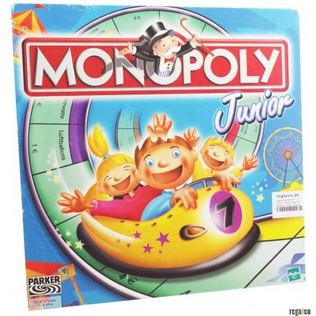 Parker 00441100 - Monopoly Junior, deutsche Version