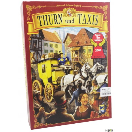 Thurn und Taxis, Spiel des Jahres 2006