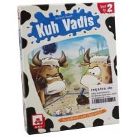 Nürnberger-Spielkarten- 4029 - Würfelspiel Kuh Vadis