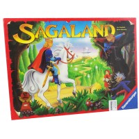 Ravensburger 010264 - Sagaland - Spiel des Jahres 1982