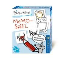 Krickel-Krakel Memo-Spiel