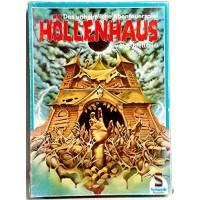 HÖLLENHAUS - Das unheimliche Abnenteuerspiel - Chill-Brettspiel.