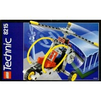 LEGO TECHNIC 8215 Mini-Heli