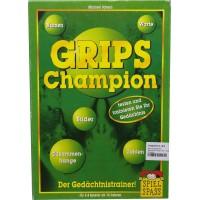 Spielspass Verlag 10031 - Grips Champion
