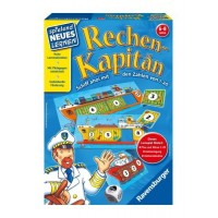 Ravensburger 25023 - Rechen-Kapitän