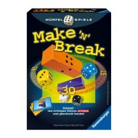 Ravensburger 27157 - Make 'n' Break - Würfelspiel
