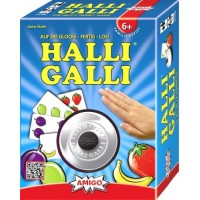 Halli Galli. Auf die Glocke-fertig-los!