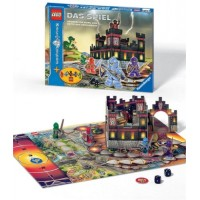 Ravensburger - LEGO Knights' Kingdom - Das Spiel
